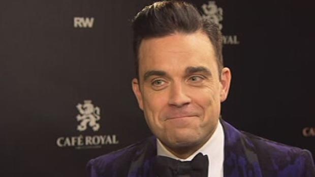 Robbie Williams im exklusiven Interview.