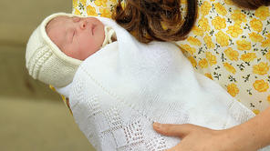 William & Catherine: Royal Baby heißt Charlotte