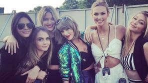 Taylor Swift, Cara Delevingne und Co.