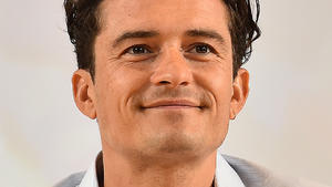 Orlando Bloom kündigt Liebes-Outing an