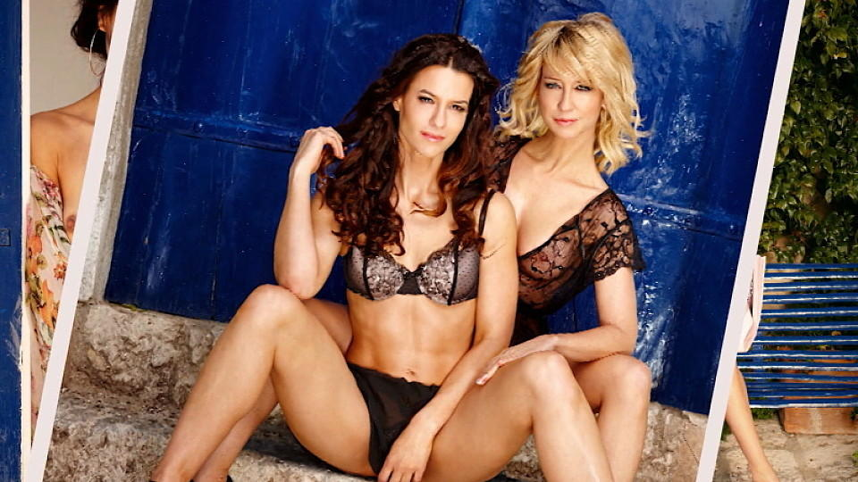 Unter uns-Stars im Playboy: Isabell Hertel und Anna