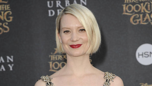 mia wasikowska braucht privat abstand zum film. Black Bedroom Furniture Sets. Home Design Ideas