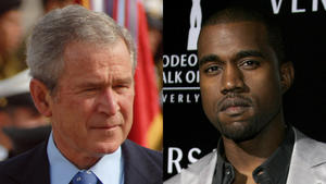 "Nach Kanye-West-Clip: Echter George W. Bush ""viel besser in Form"""