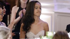 Malia Obama bald in Hollywood?