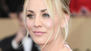 Kaley Cuoco postet emotionale Bilder