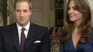 Kate & William: Das Hochzeits-Interview