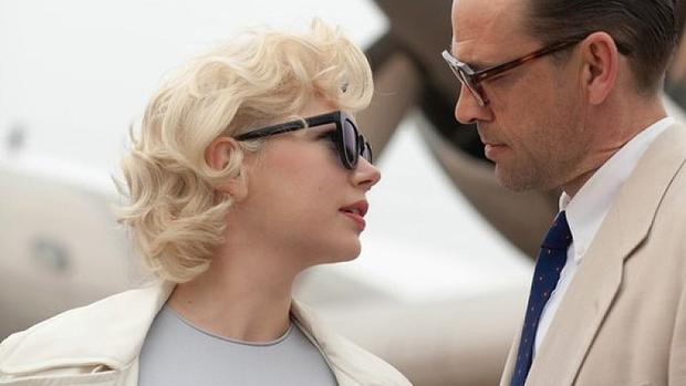 Michelle Williams brilliert als Monroe: 'My Week With Marilyn'
