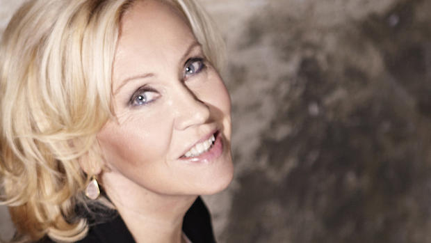 Agnetha Fältskog is back