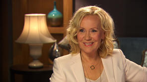 Agnetha im Interview