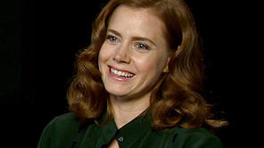 Amy Adams im Interview zu 'Man Of Steel'