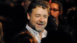 Russell Crowe im 'Man Of Steel'-Interview