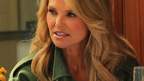 Christie Brinkley gibt bewegendes Interview