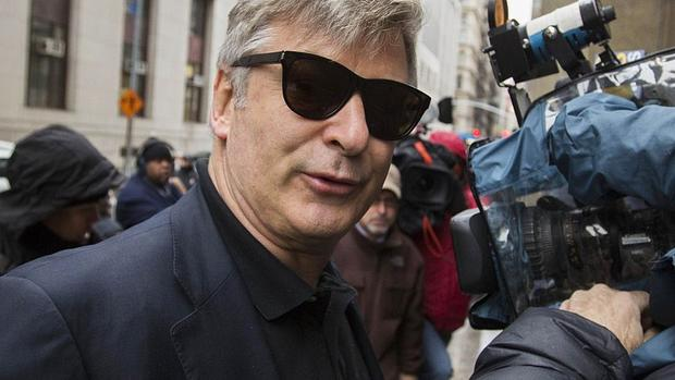Alec Baldwin in New York