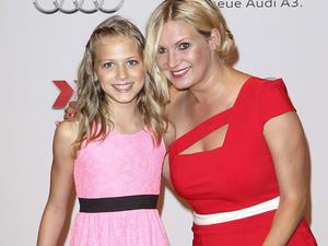 Photo of Magdalena Brzeska & her Daughter  Noemi Peschel