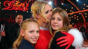 Photo of Magdalena Brzeska & her Daughter  Caprice Peschel