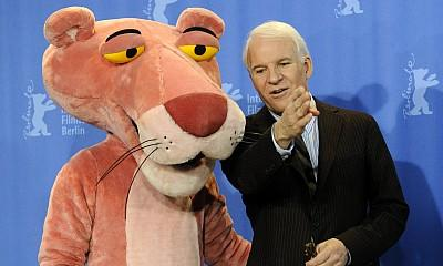 Steve Martin Interview