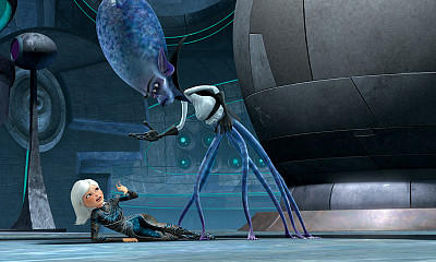 Monsters vs. Aliens Filmcheck
