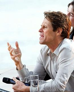Interview Willem Dafoe