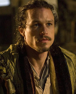 Heath Ledger Imaginariun des Dr. Parnassus