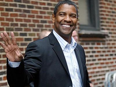 Interview Denzel Washington