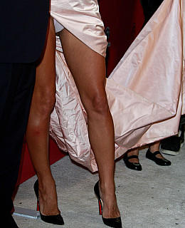 Pamela Anderson Hollywood Style Awards Worst Dressed
