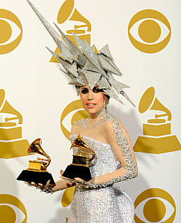 Grammy Awards 2010 Britney Spears Lady Gaga Beyonce Knowles