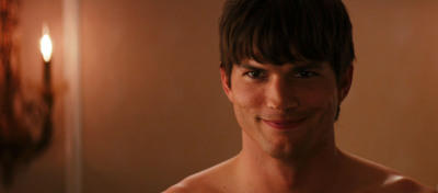 Killers Ashton Kutcher knutscht Katherine Heigl