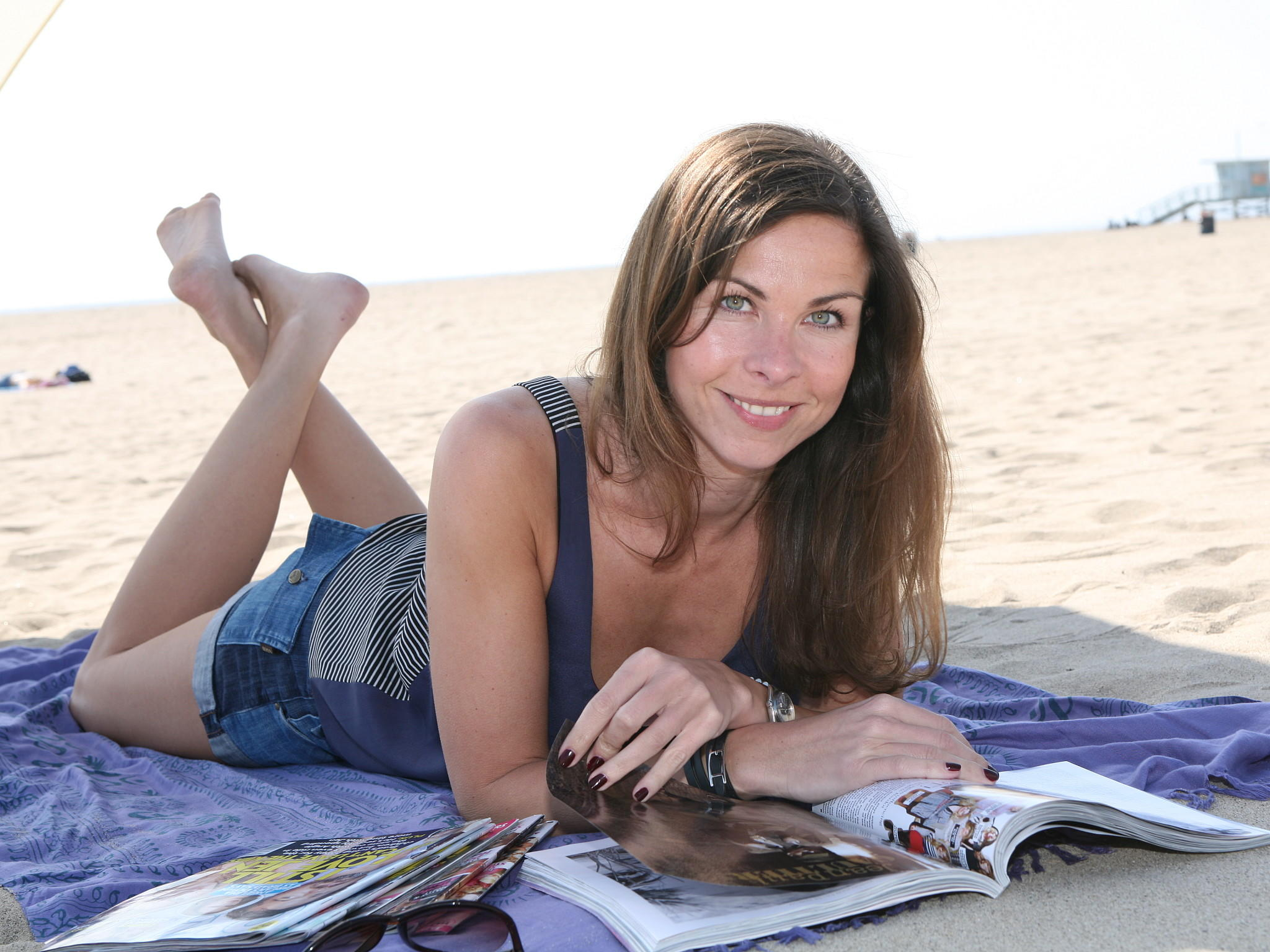 Jessica Mazur Hollywood-Blog Biographie