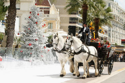 A Christmas Carol in Cannes 2009