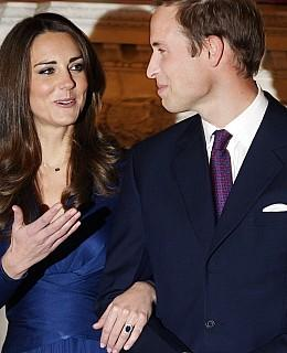 William und Kate: Traumhochzeit - Details