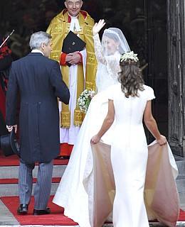 Hochzeit Kate William Hochzeitskleid Pippa Middleton Kleid