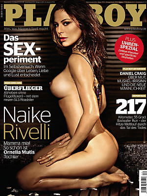 Naike Rivelli Playboy