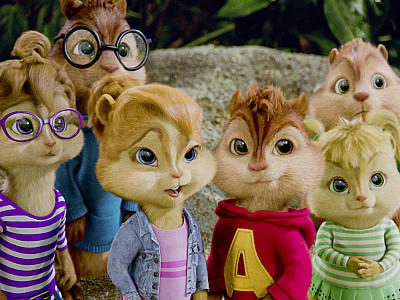 Chipmunks Inhalt