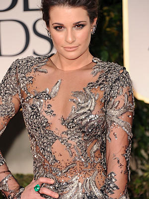 Golden Globes 2012 Hingucker Styling