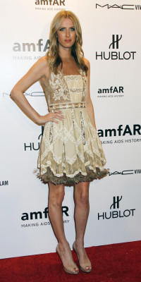 amfAR Gala 2012 New York
