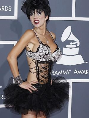 Grammy Awards 2012 - Styling