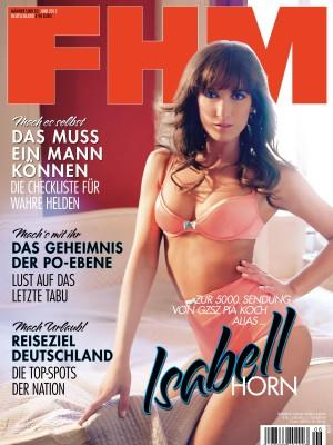GZSZ-Star Isabell Horn FHM Shooting