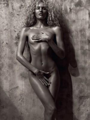 Candice Swanepoel Fotoshooting nackt
