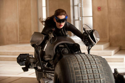 The Dark Knight Rises Galerie