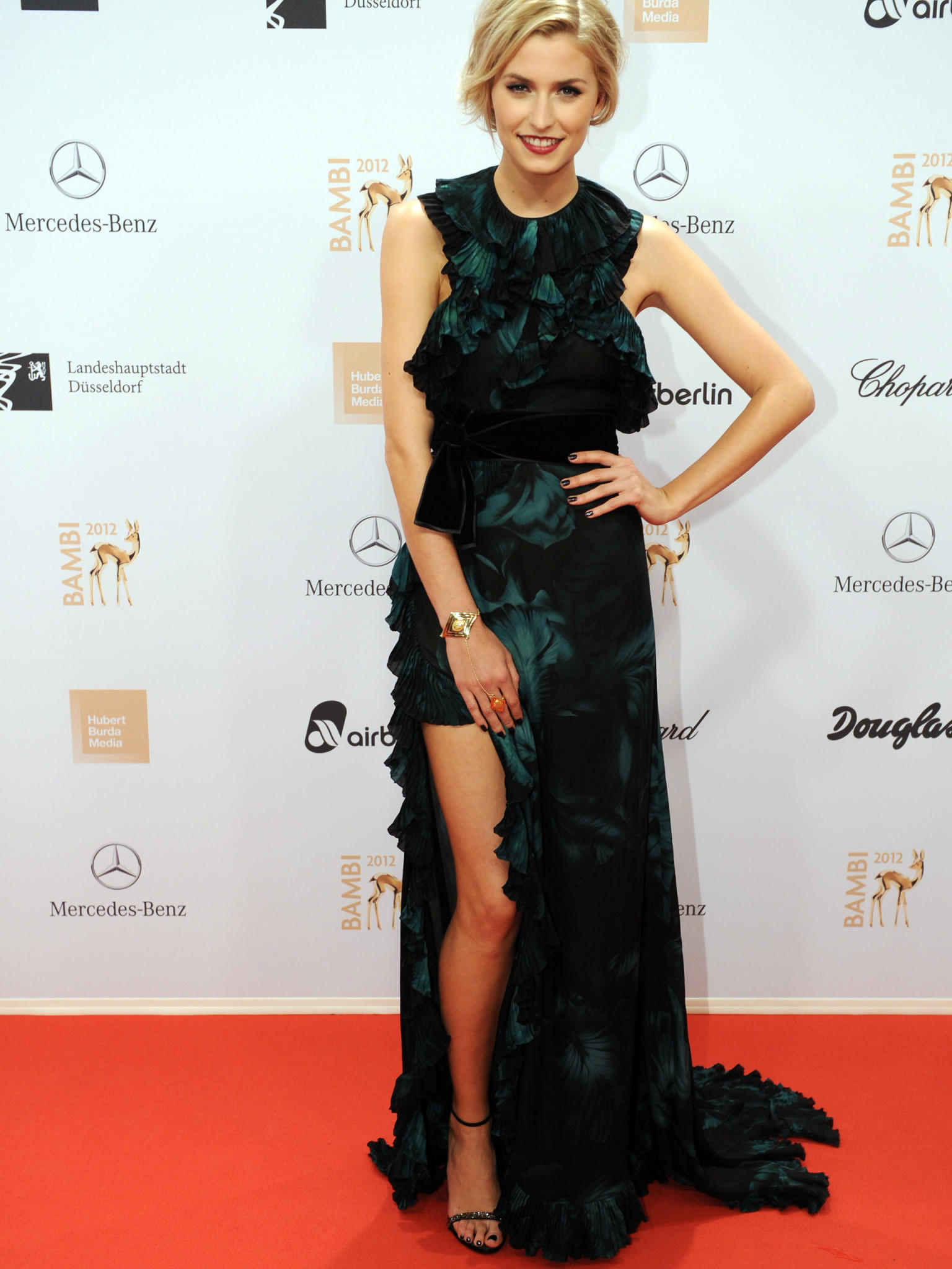 Bambi 2012 Roter Teppich