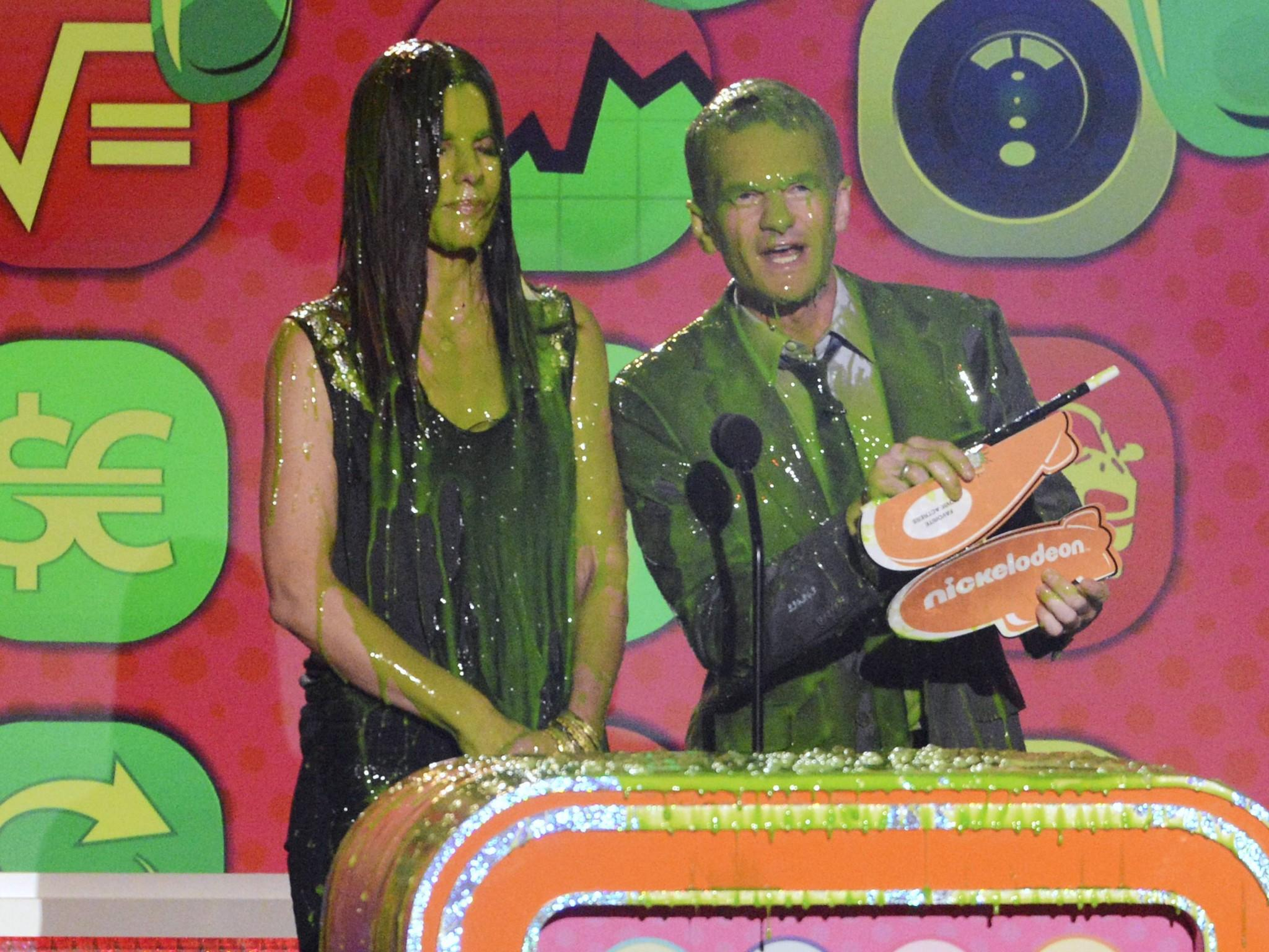 Kids' Choice Awards 2013 Hin- und Weggucker
