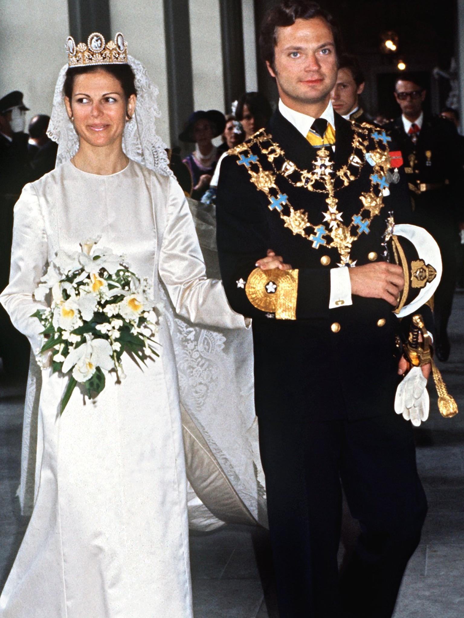 Wie Madeleines Hochzeitskleid aussehen wird, ob sie wie ihre Schwester ...
