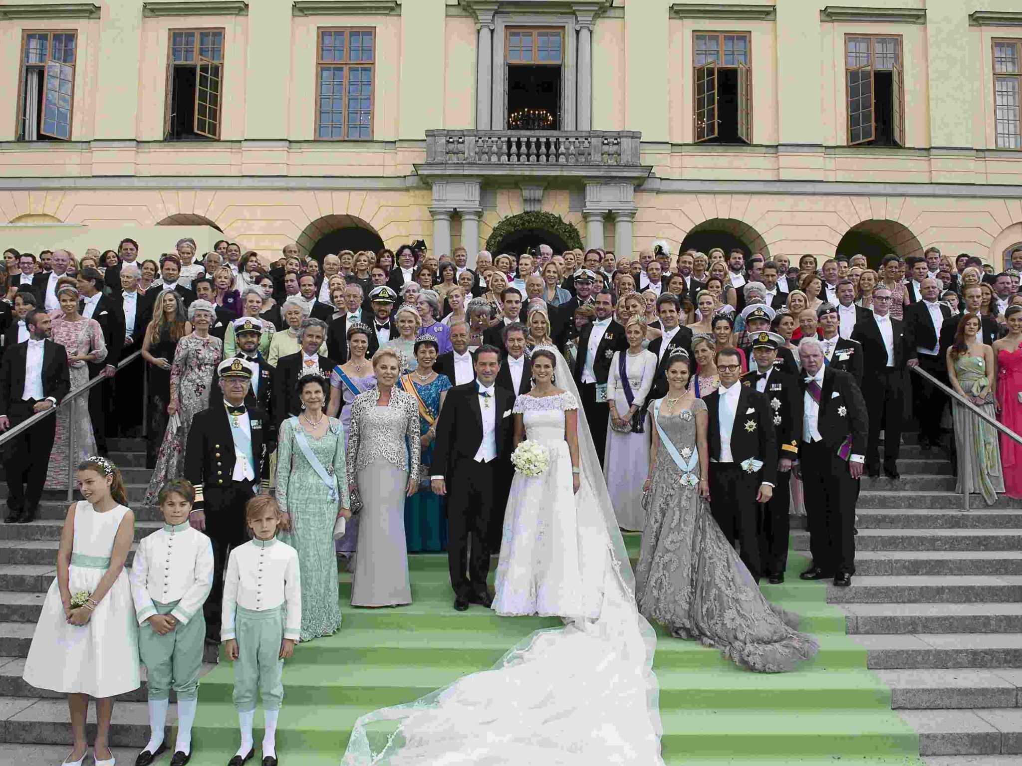Hochzeit in Schweden: Die schönsten Bilder von Madeleine und Chris O ...