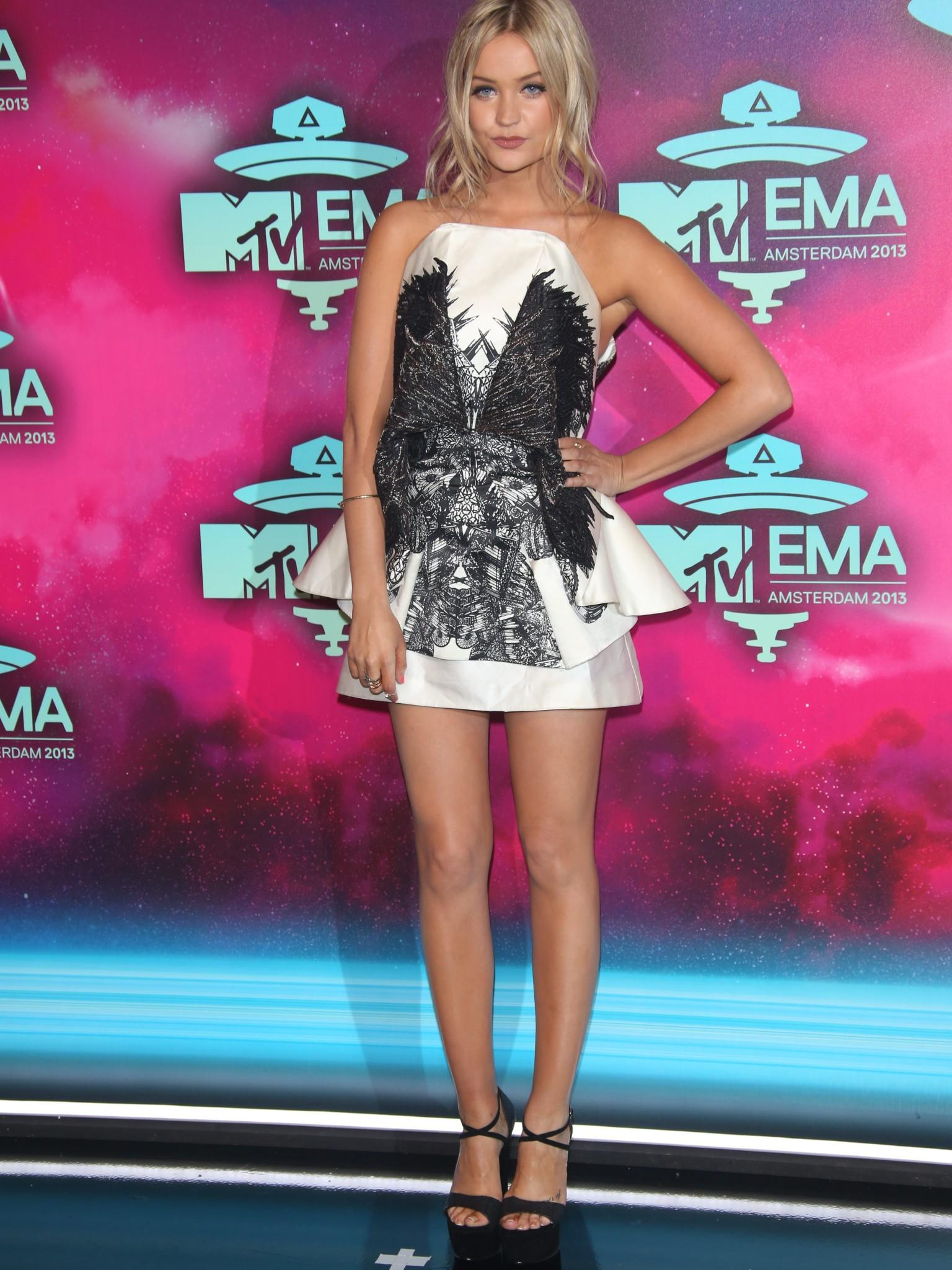 MTV EMA's Roter Teppich