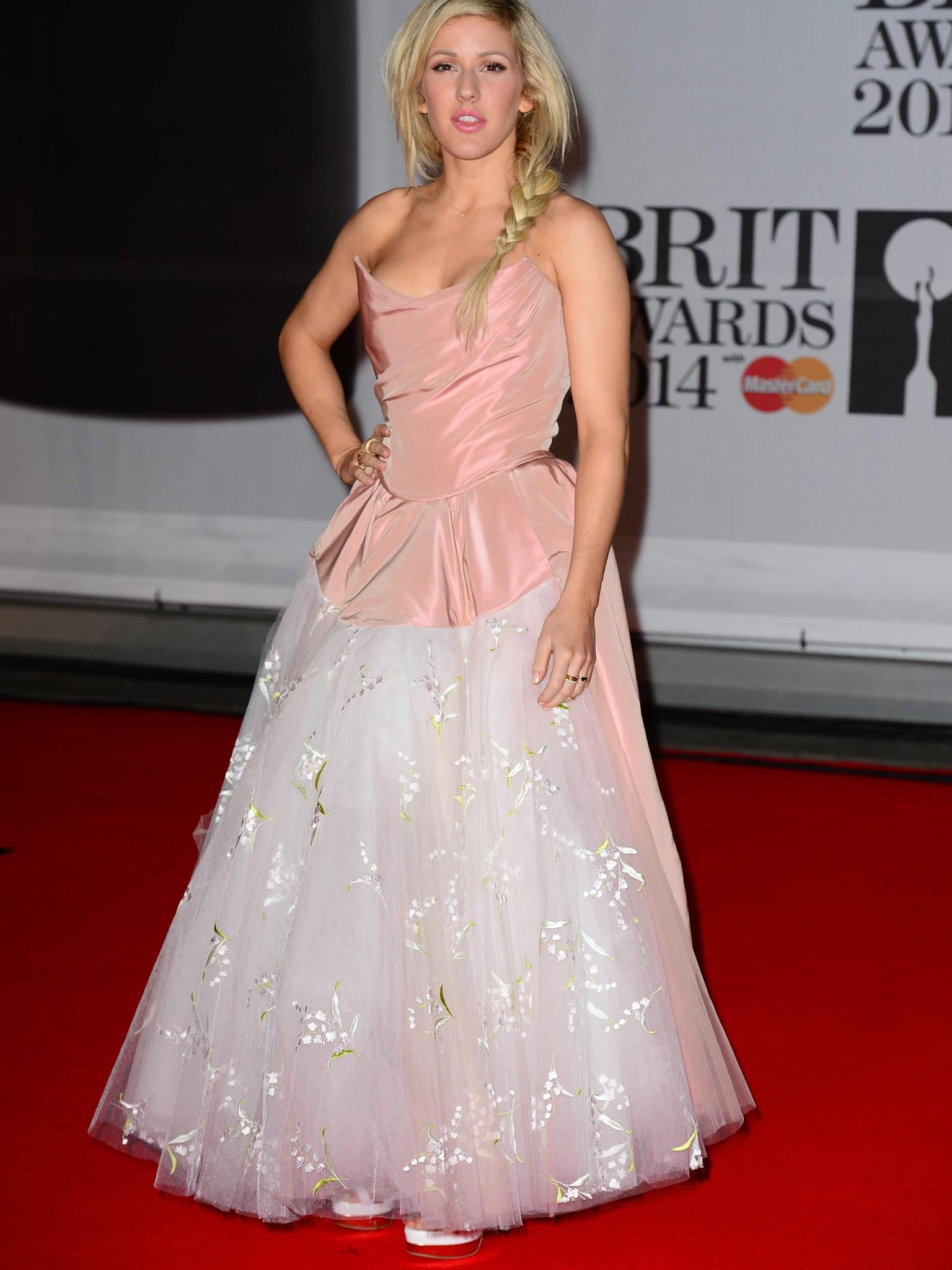 BRIT Awards-Weggucker