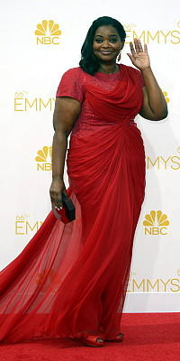 Emmys 2014: Trendfarbe Rot