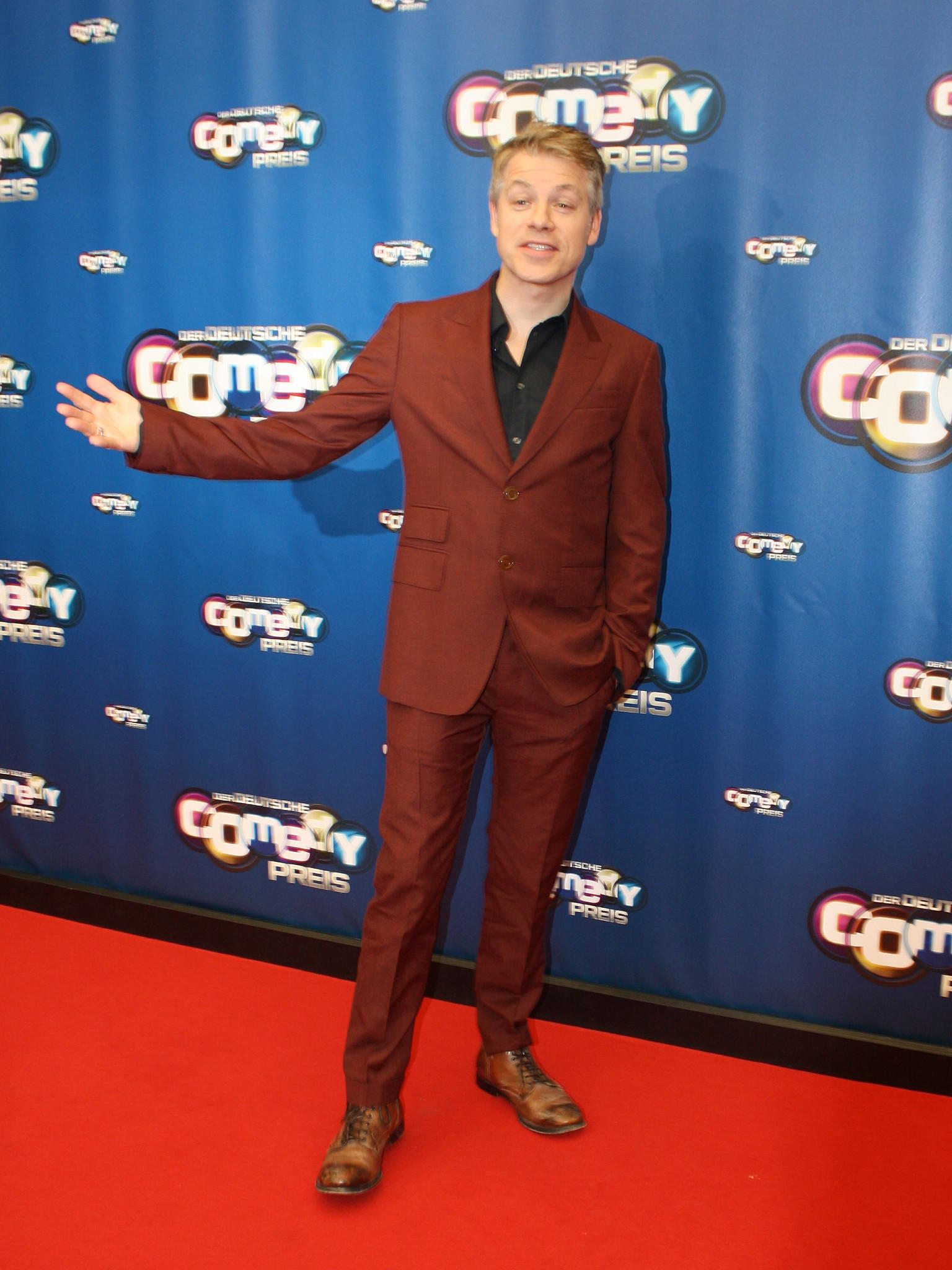 Comedypreis 2014: Style Roter Teppich Tops und Flops