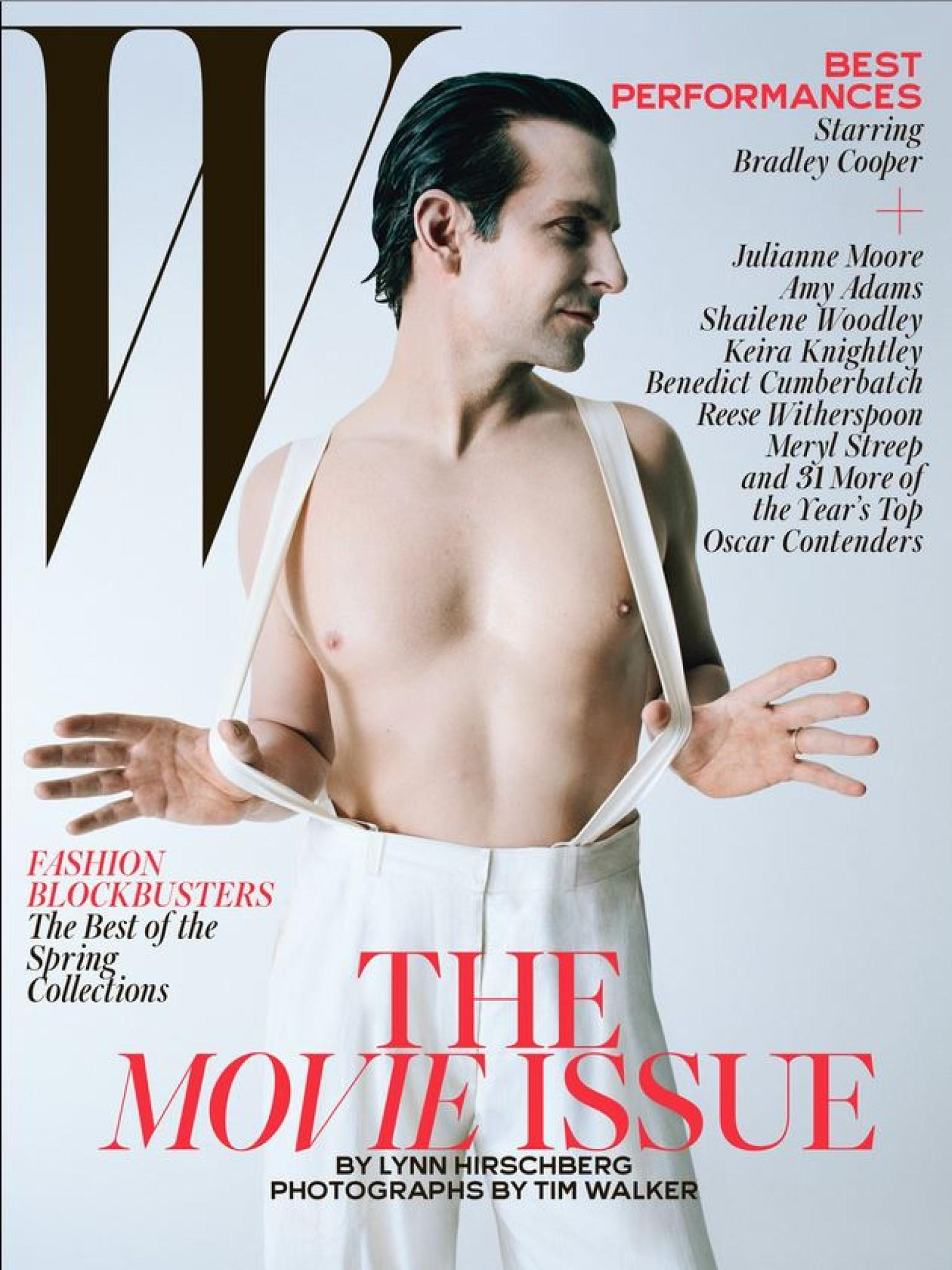 Covers W Magazine 2015