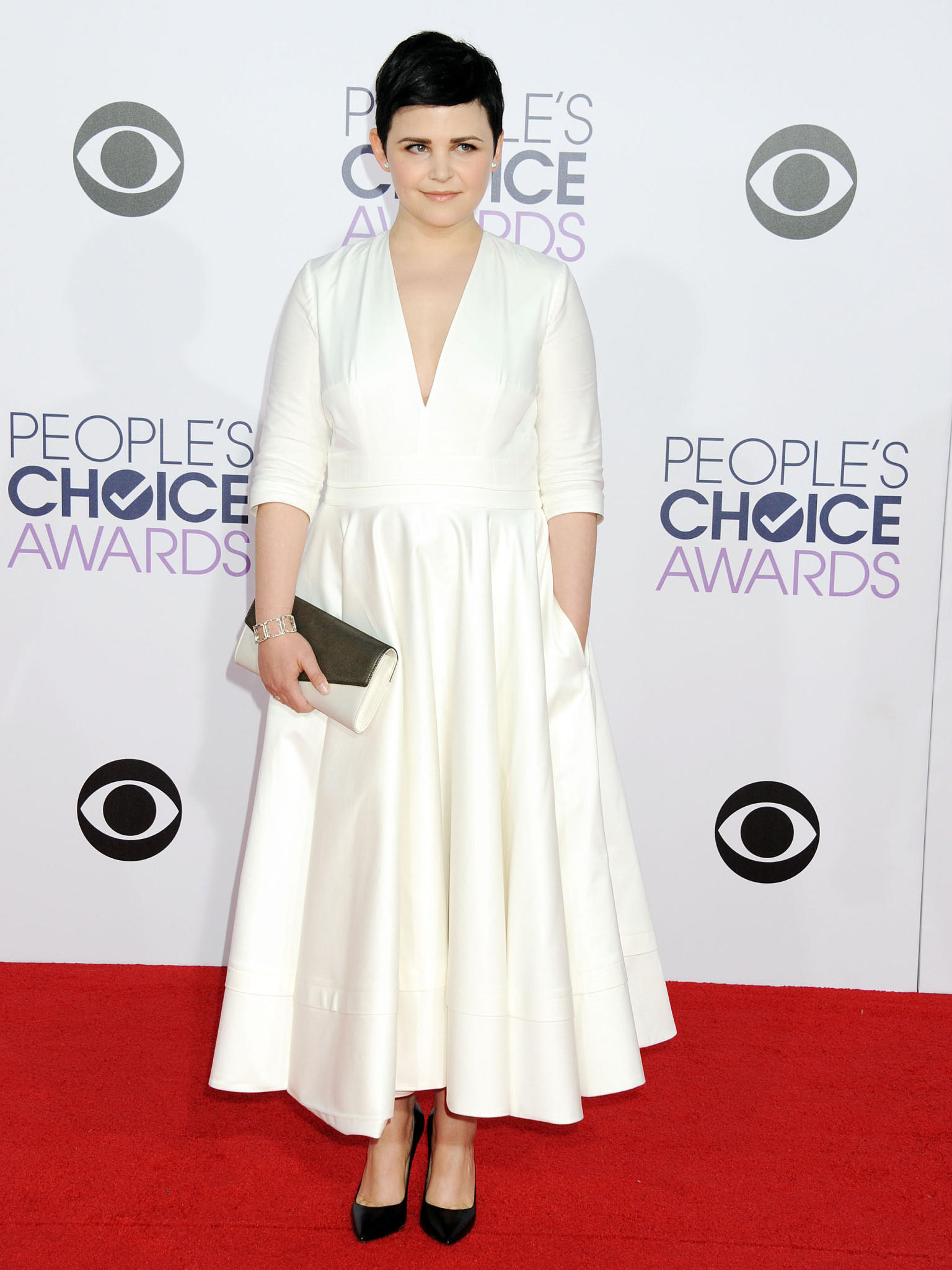 Peoples Choice Awards 2015 Kleider Roter Teppich Styling