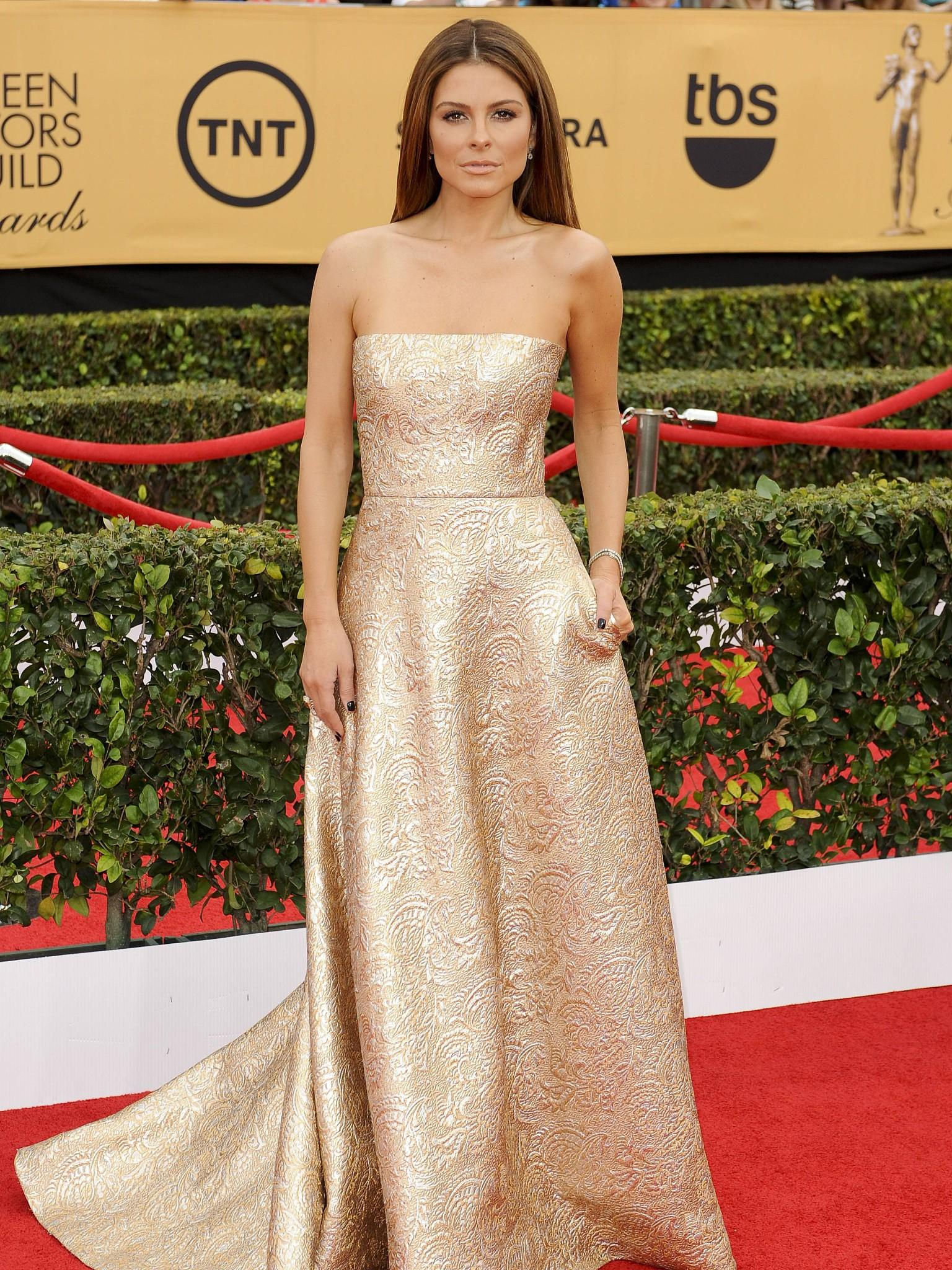 SAG Awards Award 2015 Roter Teppich Outfits Style Kleider